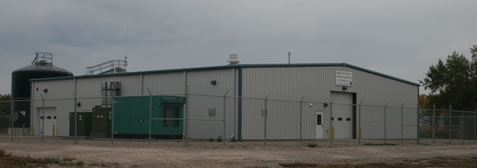 Water Treatment Building