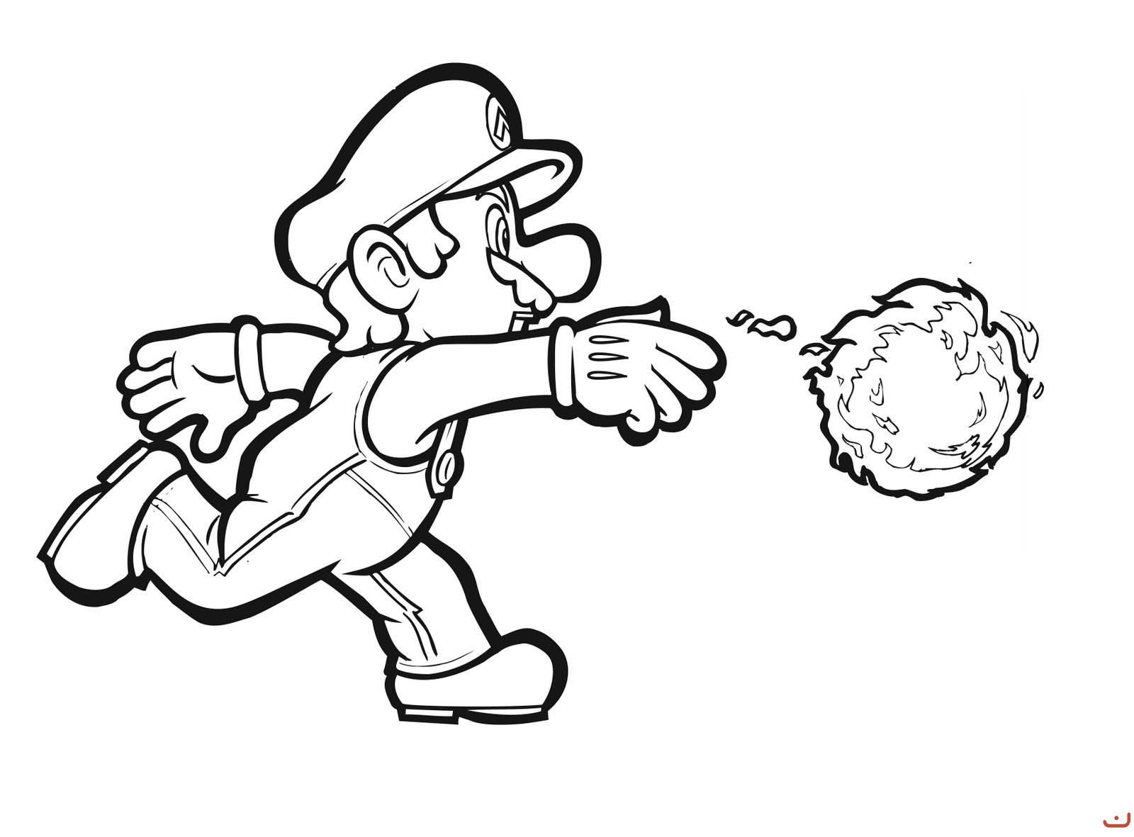 Mario Throwing Fire (JPG)