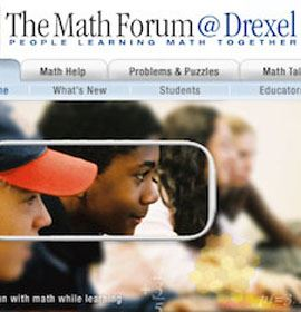 Math Forum at Drexel