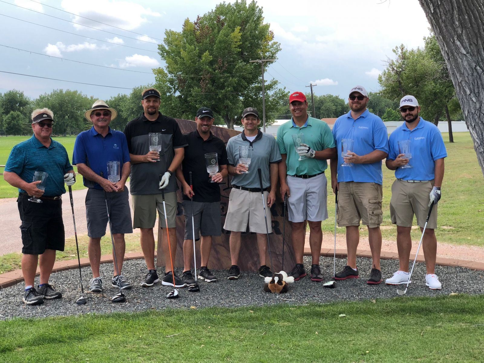 2018 Tournament Flight Winners